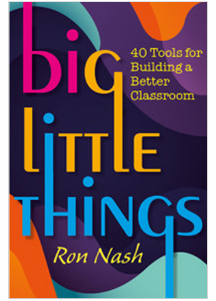 big little things book by ron nash