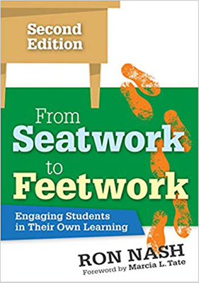 from seatwork to feetwork book by ron nash